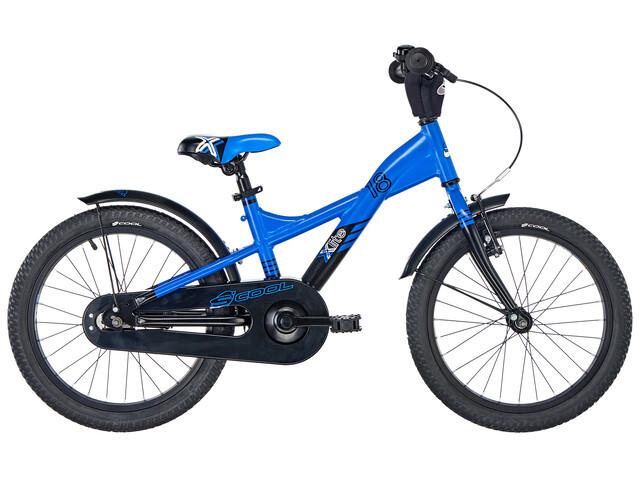 s'cool XXlite 18 3-S alloy blue/black matt